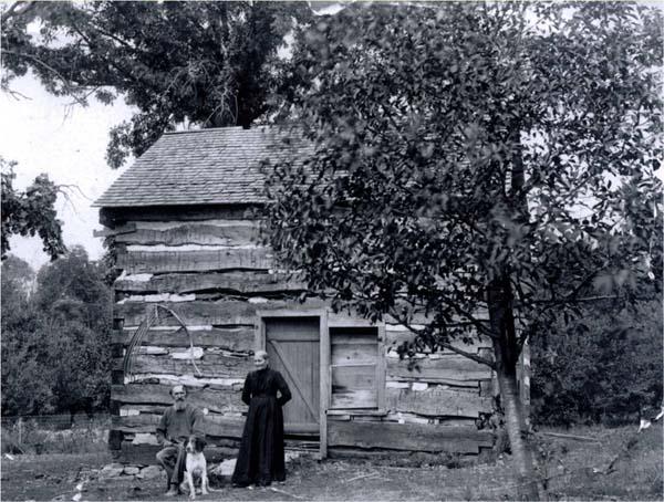 Carl Goth cabin