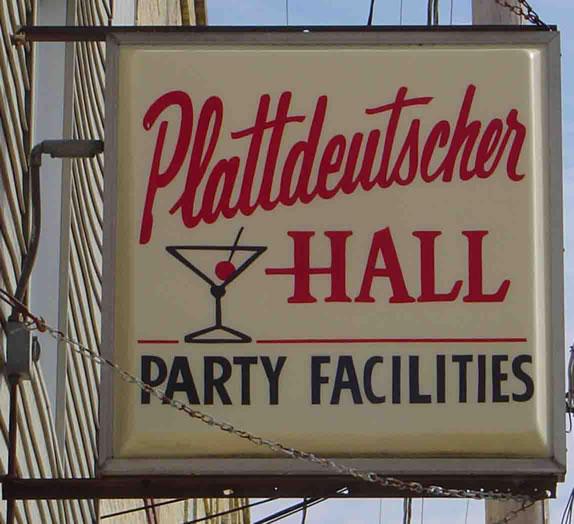 Platthall