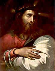 Frontispiece from 'Das Leben und Leiden Jesu Christi': ECCE HOMO