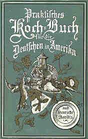 Book cover: Praktisches Kochbuch für die Deutschen in America