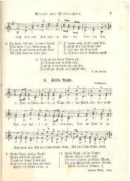 Page from 'Kleiner Liederschatz'