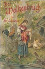 Book cover: Der Wolkenbruch und Christian der Vogelsteller