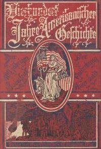 Book cover: Vierhundert Jahre Amerikanischer Geschichte