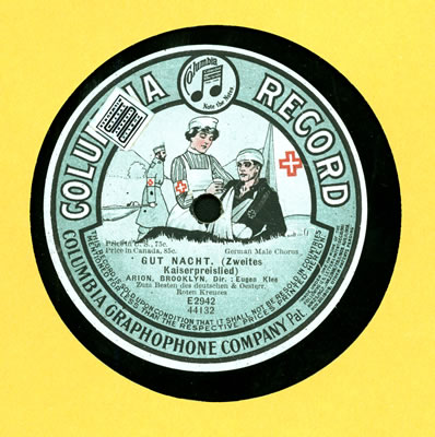 Columbia Record album