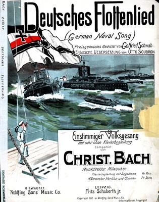 Deutsches Flottenlied