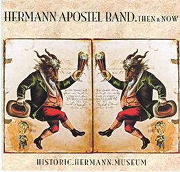 """Cover of """"Hermann Apostel Band"""""""