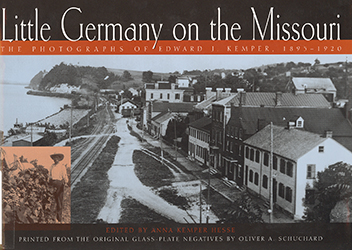 """Cover of """"Little Germany on the Missouri"""""""