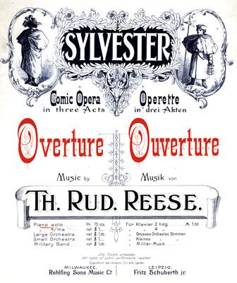Overture Overture sheet music