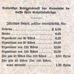 Konstitution der Evang.-luth. St. Johannes-Gemeinde zu Wykoff, Minn