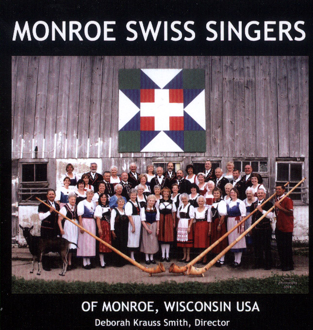 Monroe Swiss Singers CD cover