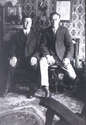 Friedrich August and Ernest Bellmann