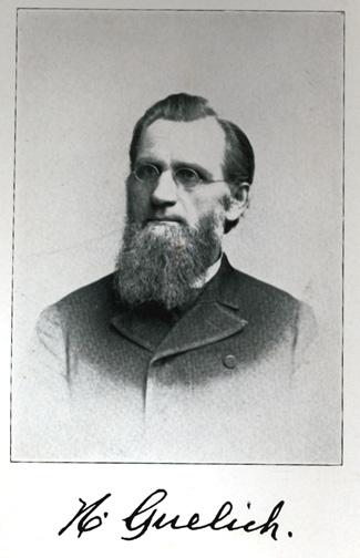 Portrait of H. Henry Gülich