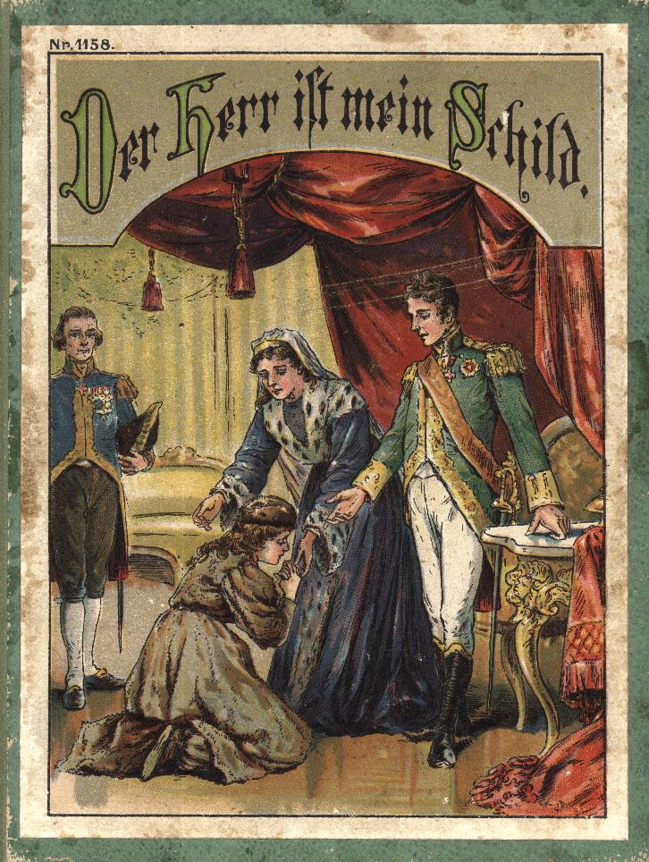 Cover of Der Herr ist mein Schild